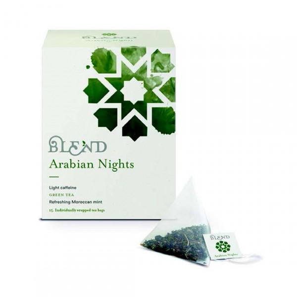 BLEND TEA ARABIAN NIGHTS TÈ VERDE