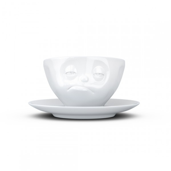 TASSEN COFFEE CUP SNOOZY WHITE