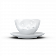 TASSEN COFFEE CUP TASTY WHITE