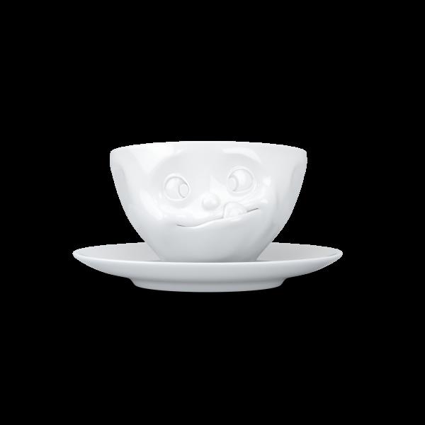 TASSEN COFFEE CUP TASTY WHITE