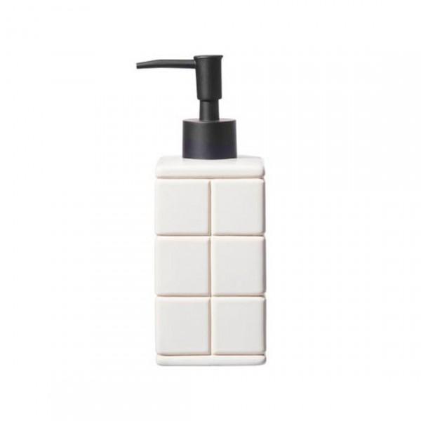 PUEBCO CERAMIC BATH SOAP DISPENSER