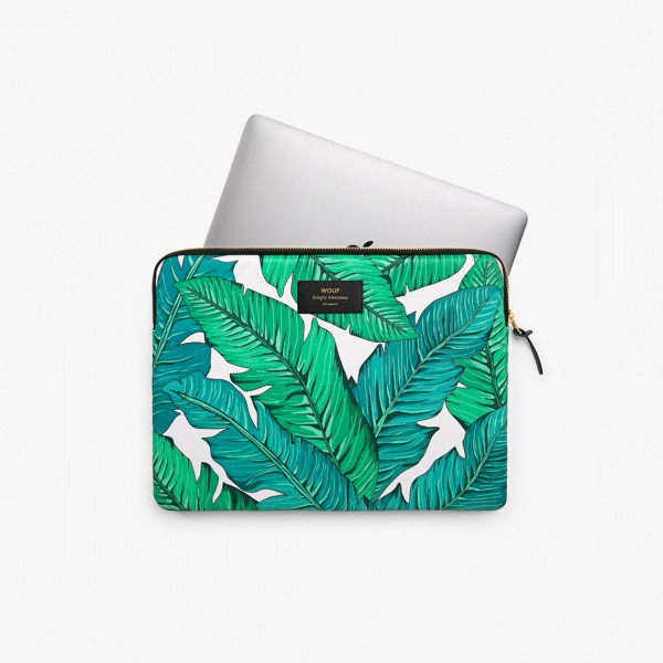 """WOUF TROPICAL LAPTOP SLEEVE 13"""""""