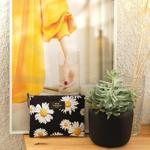 WOUF DAISY LARGE POUCH