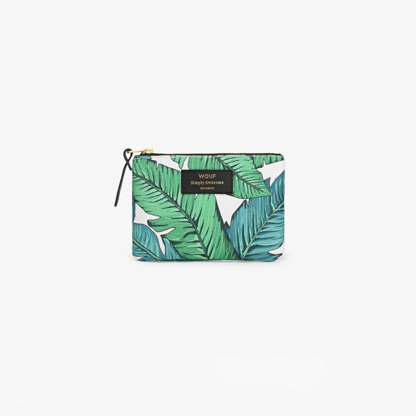 WOUF TROPICAL SMALL POUCH