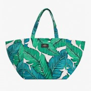 WOUF TROPICAL XL TOTE BAG