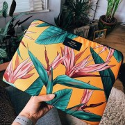 "WOUF CUSTODIA MACBOOK 13"" BIRD OF PARADISE"