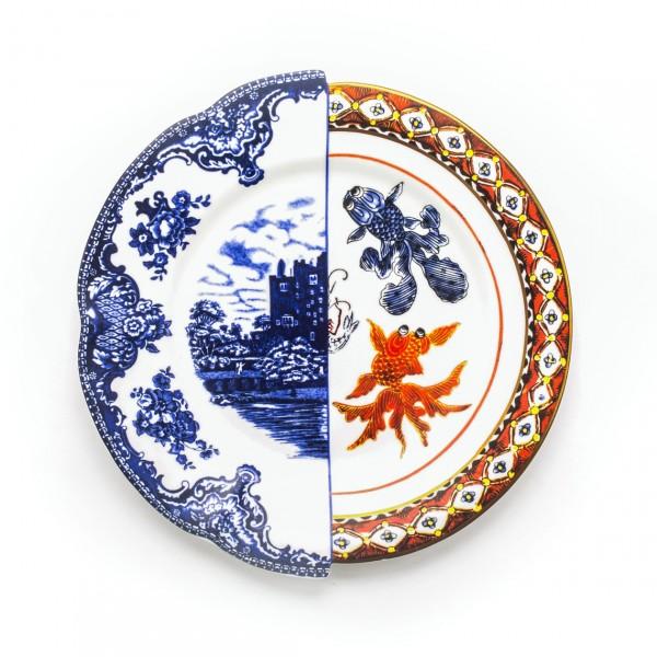 SELETTI HYBRID DINNER PLATE ISAURA
