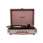 CROSLEY TURNTABLE CRUISER DELUXE PURPLE ASH