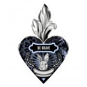 MIHO EX-VOTO HEARTS BE BRAVE / CORAGGIO