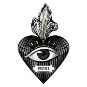 MIHO CUORE EX-VOTO PROTECT / PROTEGGI