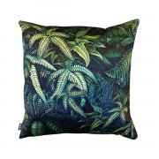 VANILLA FLY VELVET CUSHION FERN