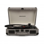 CROSLEY TURNTABLE CRUISER DELUXE HERRINGBONE
