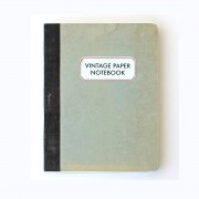 SUKIE VINTAGE PAPER NOTEBOOK
