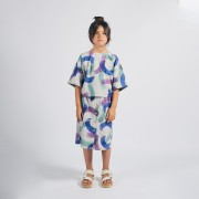 BOBO CHOSES ALL OVER PAINTED T-SHIRT
