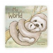 "JELLYCAT LIBRO ""MY WORLD"""