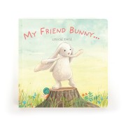"JELLYCAT LIBRO ""MY FRIEND BUNNY"""