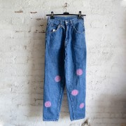"THE BRD ""TULLE"" VINTAGE JEANS"