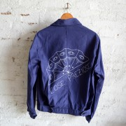 "LA BRD ""PRECIOUS THINGS"" VINTAGE WORK JACKET"