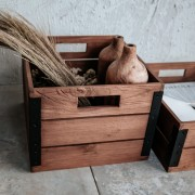 D-BODHI BOX LARGE RECLAIMED TEAK