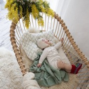 "BERMBACH HANDCRAFTED BABYCRIB ""EMIL"""
