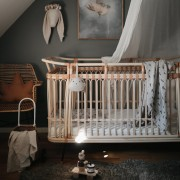 "BERMBACH HANDCRAFTED COT ""PAUL"""