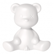 QEEBOO TEDDY BOY LAMP WHITE