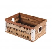 D-BODHI WHITE BOX LARGE RECLAIMED TEAK