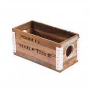 D-BODHI WHITE BOX RECLAIMED TEAK