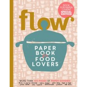 FLOW PAPER BOOK FOR FOOD LOVER