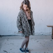 "BUHO ""ALEXA"" GIRL COAT"
