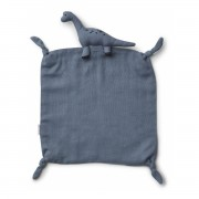 "LIEWOOD ""AGNETE"" CUDDLE CLOTH DINO BLUE"