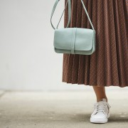 "KEECIE BORSA A TRACOLLA ""LUNCH BREAK"" MENTA"