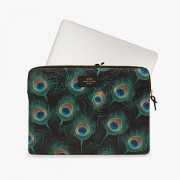 WOUF PEACOCK LAPTOP SLEEVE 13""