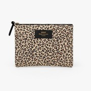 WOUF PINK SAVANNAH LARGE POUCH