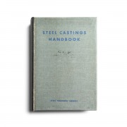 PUEBCO EMPTY BOOK STEEL CASTING