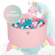 "MEOW ROUND BALL PIT ""UNICORN"" MODEL"