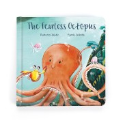 """JELLYCAT LIBRO """"THE FEARLESS OCTOPUS"""""""