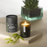 AERY LIVING GREEN BAMBOO SCENTED CANDLE