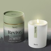 AERY LIVING REVIVE SCENTED CANDLE