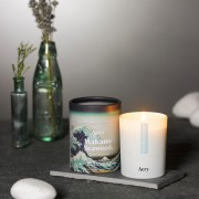 AERY LIVING WAKAME SEAWEED SCENTED CANDLE