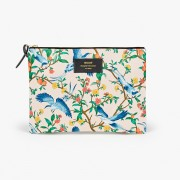WOUF AZURE LARGE POUCH
